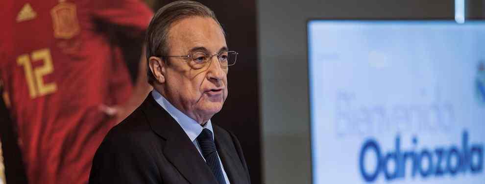 Florentino Pérez ya lo sabe: rajada bestial de un peso pesado del Real Madrid (y está en la calle)