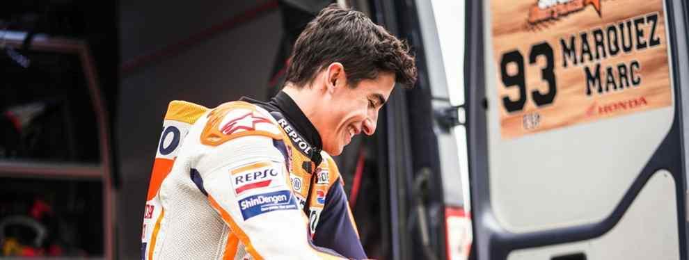 Marc Márquez es un fenómeno dentro y fuera de las pistas.  El piloto de MotoGP sabe que, para llegar al gran público, es igual de importante ser un crack sobre la Honda que cuando baja de ella. Y lo demuestras siempre