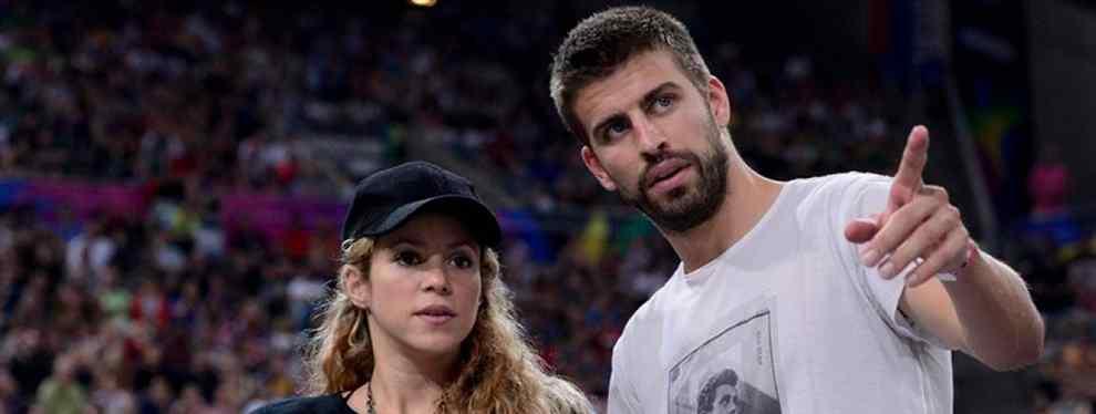 Shakira calla una noche loca con una estrella del Real Madrid: arde Piqué (y Barcelona)