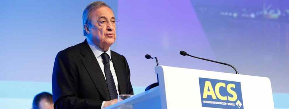 El Real Madrid tiene sobre la mesa una oportunidad única.  Florentino Pérez mide sus fuerza en el mercado con operaciones que se encaraman por encima de los 200 millones.