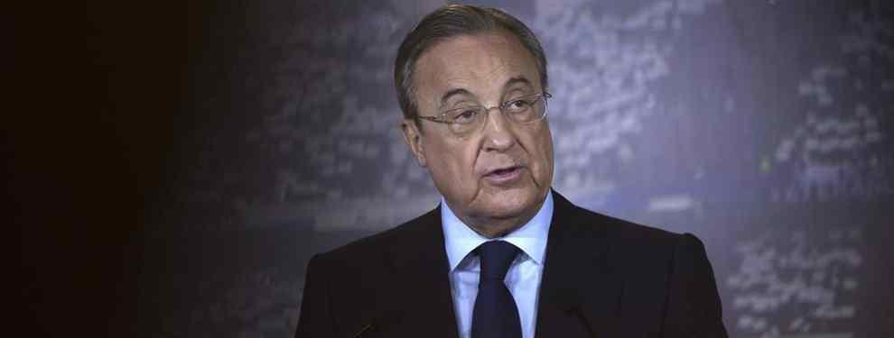 Florentino Pérez elige al nuevo '9' del Real Madrid: el fichaje galáctico tapado