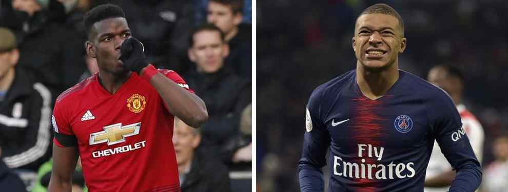El Manchester United (y el PSG) quieren quitarle un fichaje a Florentino Pérez (y a Messi)