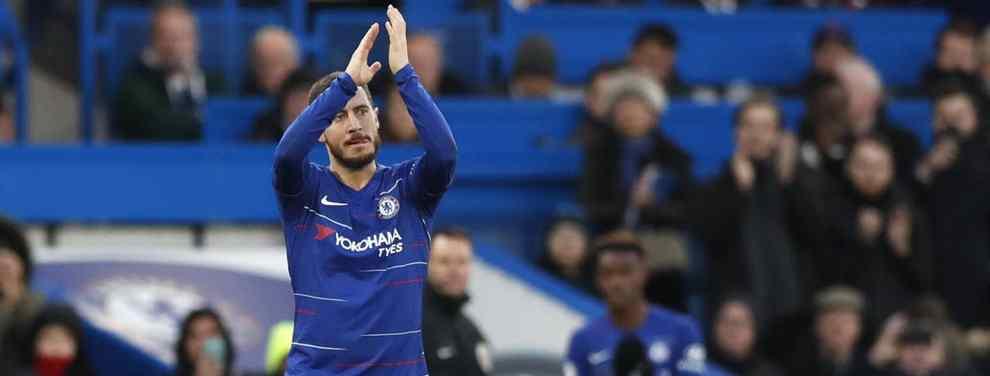 El Real Madrid negocia con el Chelsea (y no es por Hazard): el tapado en la lista de Florentino