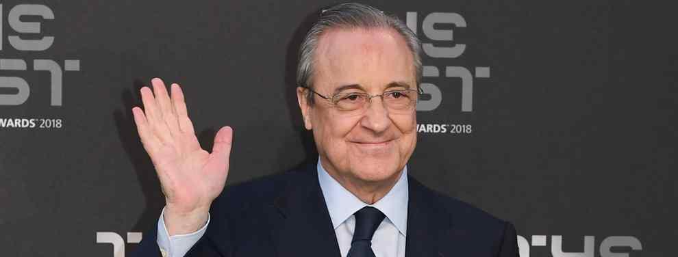 Florentino Pérez frena la llegada de un fichaje cerrado del Real Madrid (y no creerás el porqué)