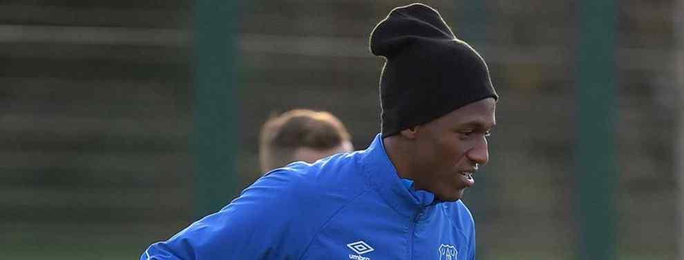 El técnico galáctico para Yerry Mina en el Everton (y no es Marcelo Bielsa)