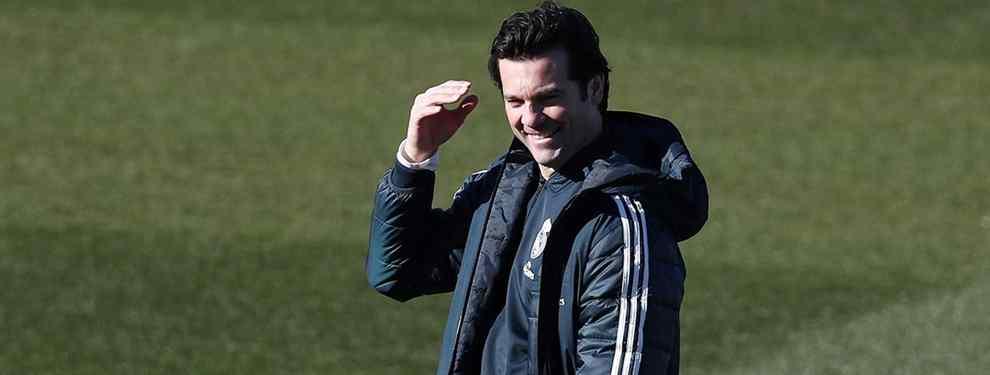 Santiago Solari aprieta. De técnico puente a ganarse el respeto del vestuario del Real Madrid.  El argentino, que no cuenta con el amor eterno de la directiva, quiere ganarse al vestuario, a los Sergio Ramos y compañía