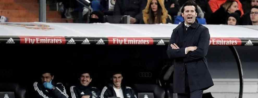 La humillación de Florentino Pérez a Solari que destroza al técnico del Real Madrid