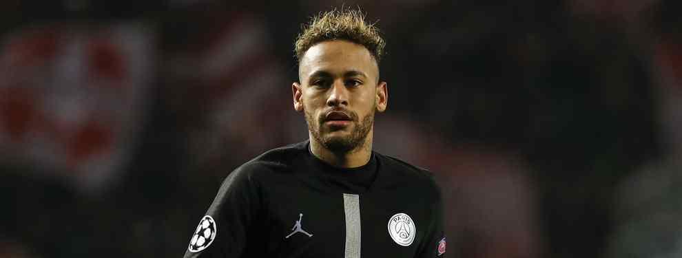 El jugador que Neymar le pide a Florentino Pérez (y no es James Rodríguez) para ir al Real Madrid