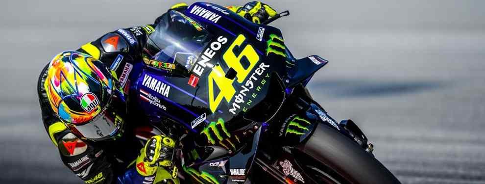 Doble bomba. Graziano Rossi, el padre de Valentino, acaba de soltar una doble andanada.  Primero, culpar a Yamaha de que Rossi no haya ganado su décimo mundial por no haberle dado una moto de nivel.