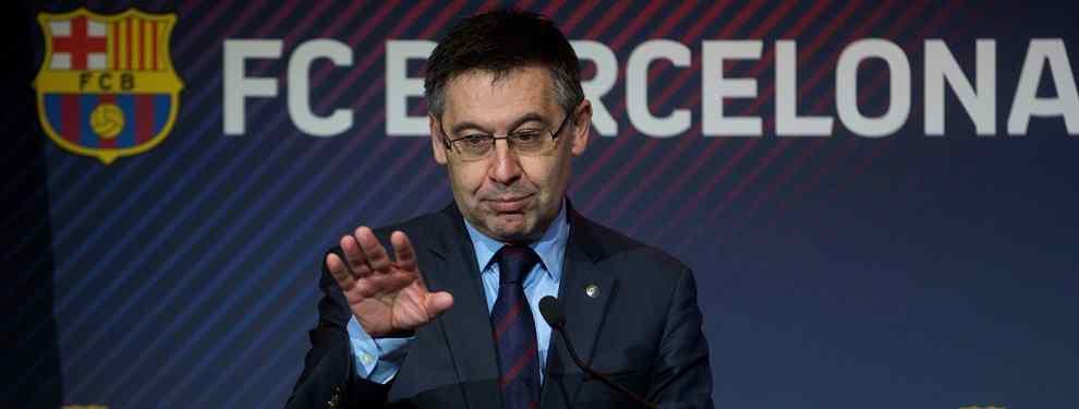 Josep María Bartomeu sube la oferta para quitarle un galáctico a Florentino Pérez (y al Real Madrid)