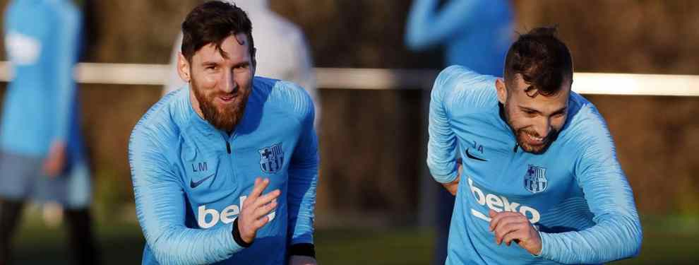 El elegido del Barça para jubilar a Messi (cuando él quiera): la negociación más secreta