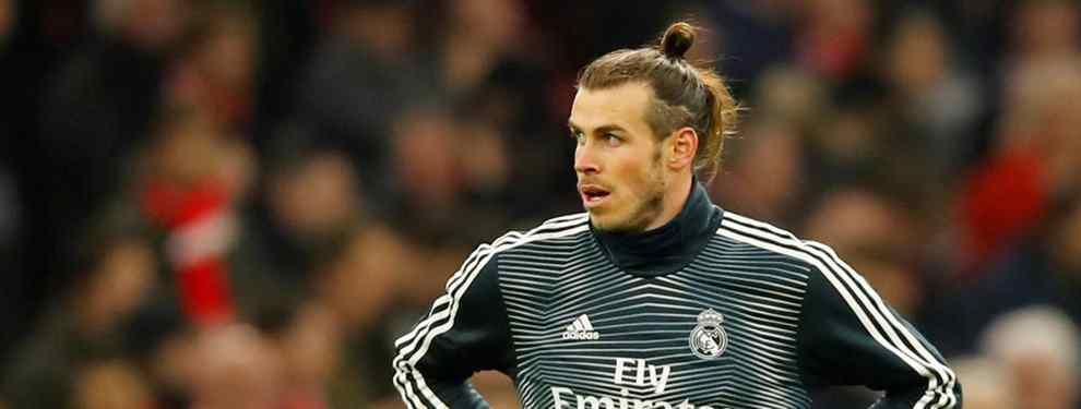 Gareth Bale tiene una oferta TOP para salir del Real Madrid (No es de la Premier y le gusta)