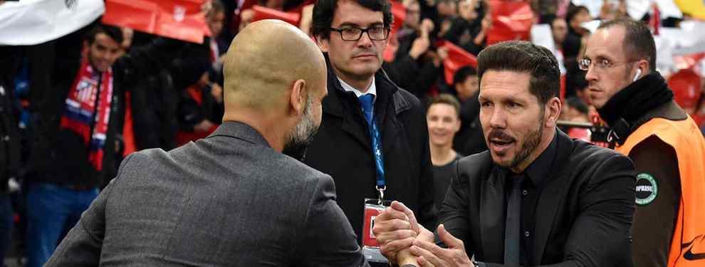 Muchos se preguntan si solo el amor a la institución que tiene el Cholo Simeone hacia el Atlético de Madrid ha sido suficiente para que se mantenga en el club colchonero.