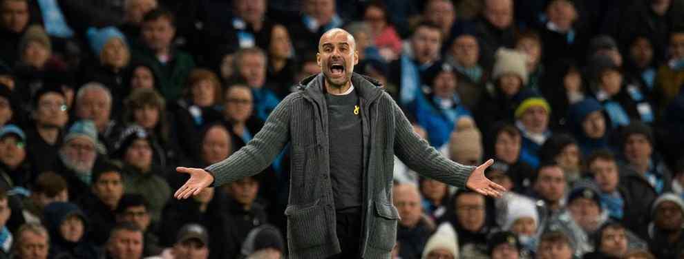 El crack del Manchester City que está dispuesto a dejar tirado a Pep Guardiola para ir a La Liga
