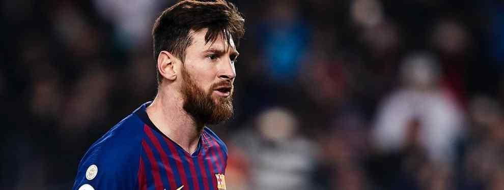 Lionel Messi se está cansando y ha pedido desde hace meses un sustituto para Suárez que ofrezca garantías reales al momento de reemplazarlo. Desde el club van a por Timo Werner, Hirving Lozano, Maxi Gómez o Jovic.