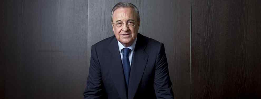 Florentino Pérez no se deja engañar y sigue a lo suyo. La inesperada derrota en casa ante el Girona ha hecho saltar las alarmas y no ha hecho otra cosa que dar la razón al presidente del Real Madrid.