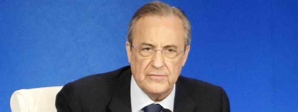 ¡A la calle! El intocable al que Florentino Pérez quiere echar del Real Madrid