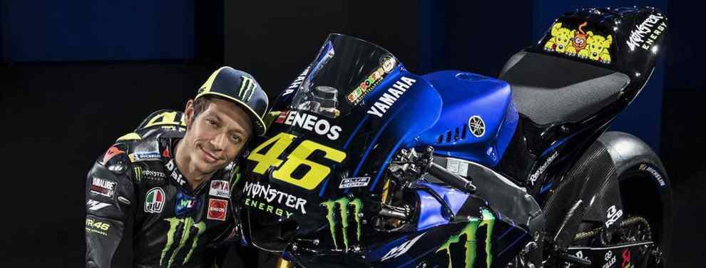 Valentino Rossi manda un recadito a Marc Márquez (y Jorge Lorenzo). Y es de los que hacen daño