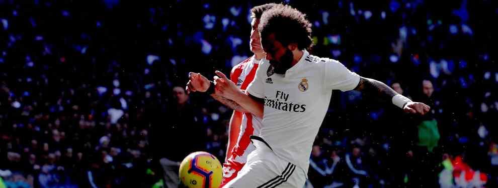 Hay lista. Lo viene avisando Don Balón: el Real Madrid se mueve en la búsqueda de primeras espadas en cada línea y también, y especialmente, en la defensa. La retaguardia del equipo se ha convertido en el hazmerreír de Europa