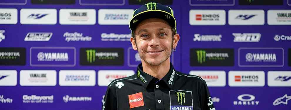 La felicitación más loca (y especial) a Rossi: la carta que deja a Márquez y Lorenzo alucinando