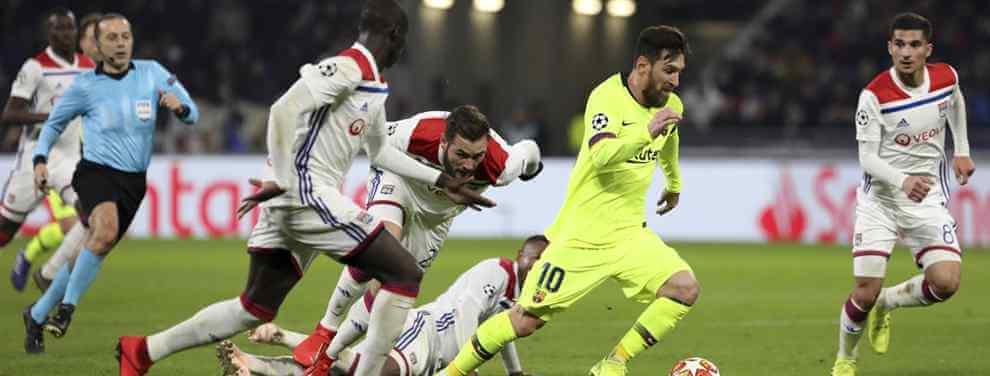 Vitao no llega solo: el fichaje que prepara el Barça y que tiene a Messi cabreado (ojo a las cifras)