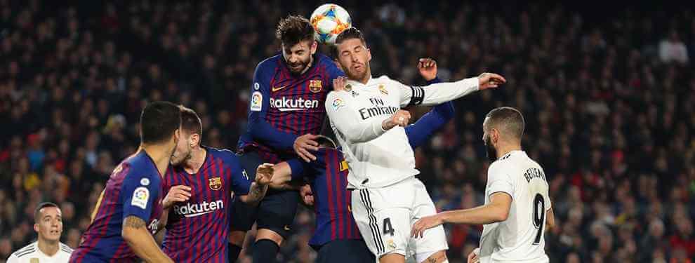 Las declaraciones de Gerard Piqué una vez finalizado el partido que medía al Olympique de Lyon y al Barça han llegado al Real Madrid y a Florentino Pérez. Y, como era de esperar, no han sentado nada bien.