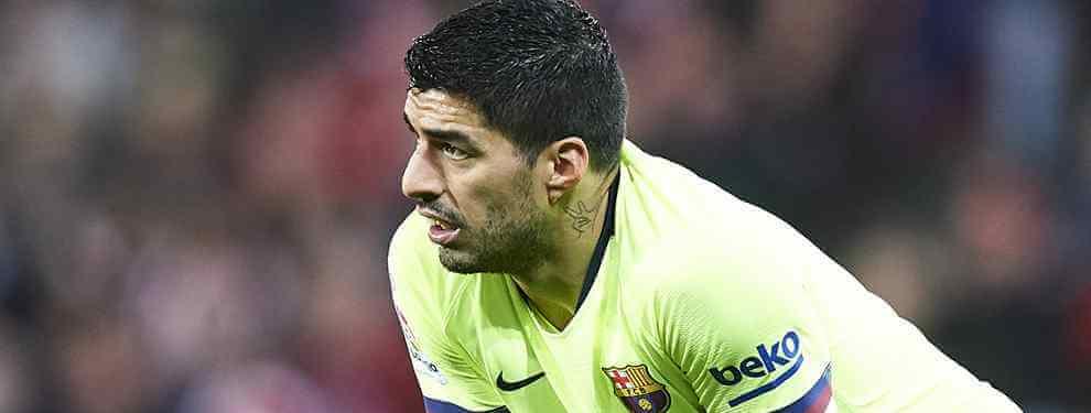 La actuación de Luis Suárez desató todo tipo de críticas. El uruguayo falló oportunidades cantadas y desesperó al Barça, que en algunos momentos parecía jugar con 10 futbolistas.