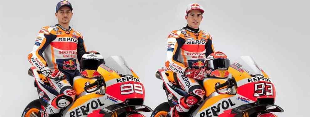 La vacilada de Jorge Lorenzo a Marc Márquez que caliente el arranque de MotoGP en Honda