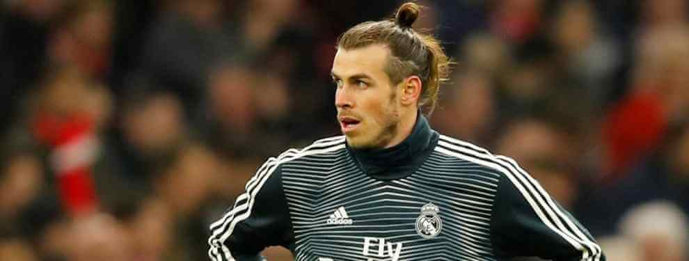 Bale y 40 millones de euros: el cambio de cromos galáctico (y sorpresa) sobre la mesa de Florentino