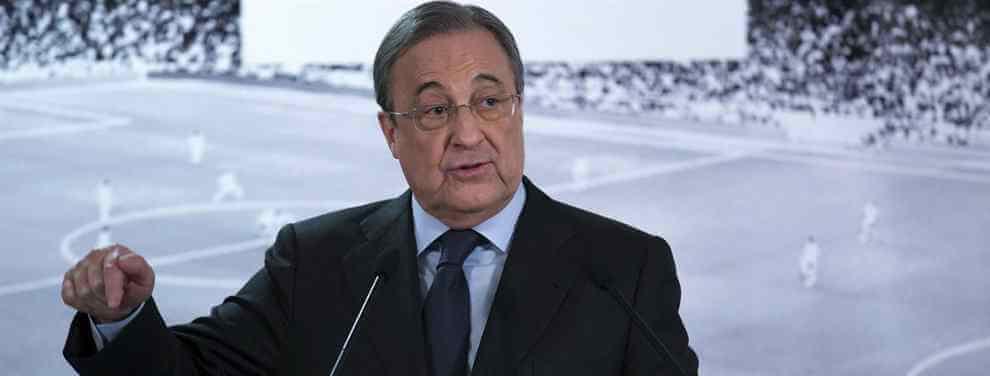 La bomba no estallará en 2019. Ni en 2020. Florentino Pérez tiene un plan para 2021 en el que el Real Madrid trabaja en el más absoluto silencio. El club blanco iniciará una revolución en el once que arrancará este mismo verano