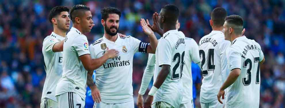 El amigo de Sergio Ramos, Isco y Asensio que destroza a Florentino Pérez (y a Vinicius)