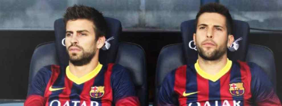Lío en el Barça: El titular que se salta a Piqué, Alba y Messi y pide un aumento antes de tiempo