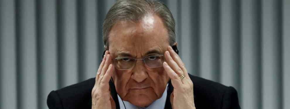 Florentino trabaja en el fichaje de un galáctico tapado para el Real Madrid (y juega en la liga)