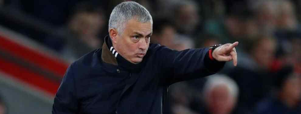 José Mourinho quiere volver a entrenar ya. Y de las ofertas que le llueven, la del Real Madrid sigue siendo la más interesante. El entrenador portugués ya ha hablado con Florentino Pérez de su regreso.