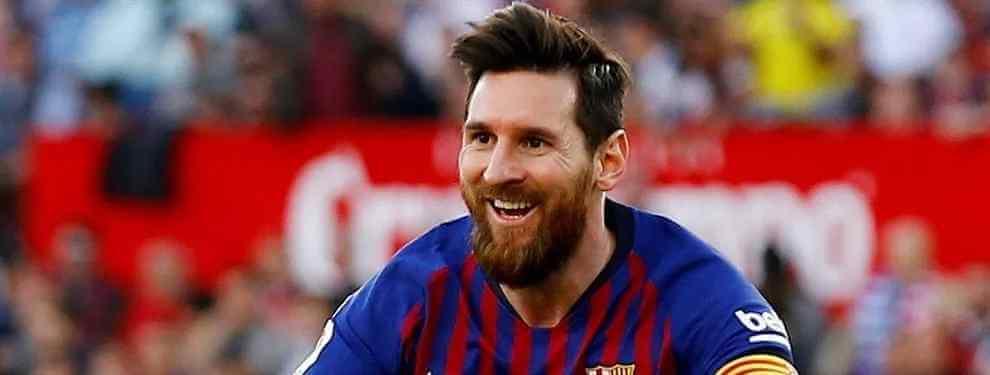 La renovación de Jordi Alba es motivo de alegría para un Leo Messi que había tachado su continuidad como objetivo prioritario, por delante de cualquier llegada. Una firma que viene con 'top secret'.