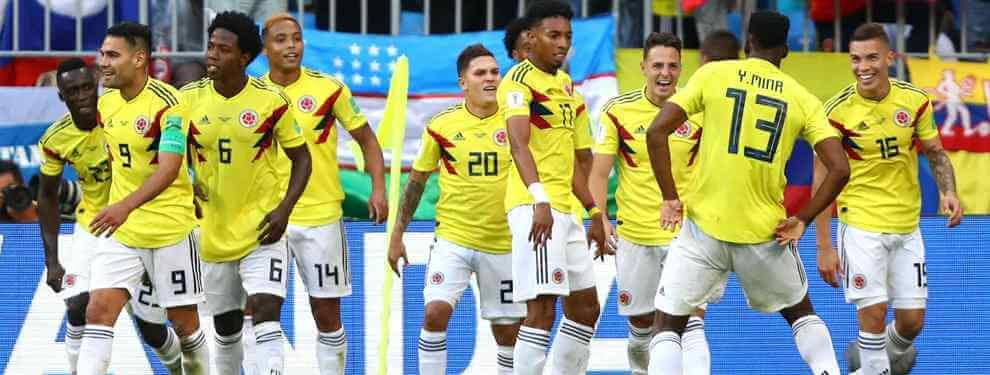 Carlos Queiroz cuenta con Jeison Murillo para la selección colombiana. Sin embargo, la situación del futbolista del Valencia cedido al Barça no es nada fácil, tras llegar el pasado enero.
