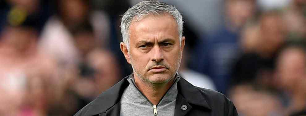 Mourinho pone sobre la mesa de Florentino Pérez un fichaje top