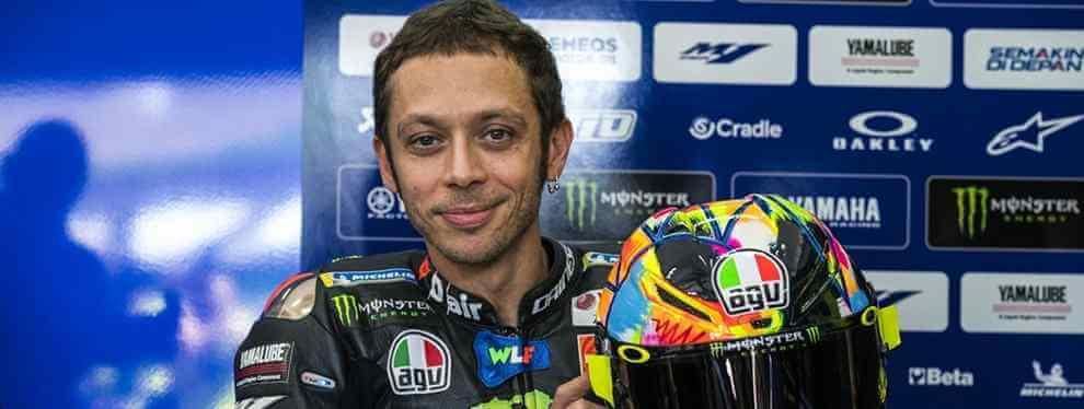 La bestial rajada de Valentino Rossi contra Yamaha que pone MotoGP patas arriba