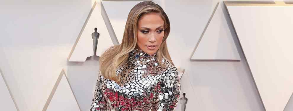 El impresionante modelito de Jennifer López en los Oscar