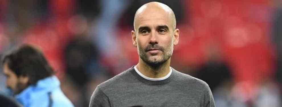 No soporta a Solari. Negocia con Pep Guardiola. Y no es Isco: el nuevo lío en el Real Madrid