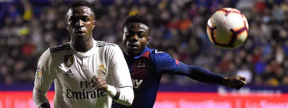 Lío entre amigos. Vinícius se ha convertido, de la noche a la mañana, en el nuevo fenómeno del Real Madrid.  El crack madridista enamora en el vestuario, secretaría técnica y directiva por su desparpajo