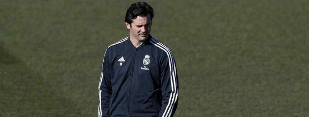 Los cinco 'traidores' que echan a Solari del Real Madrid (y alguno te sorprenderá)