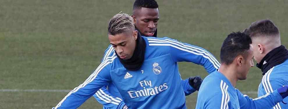 Florentino Pérez tiene un plan galáctico. El presidente del Real Madrid tiene entre ceja y ceja el fichaje de Giovanni Lo Celso y está dispuesto a hacer locuras para llevárselo al Santiago Bernabéu.