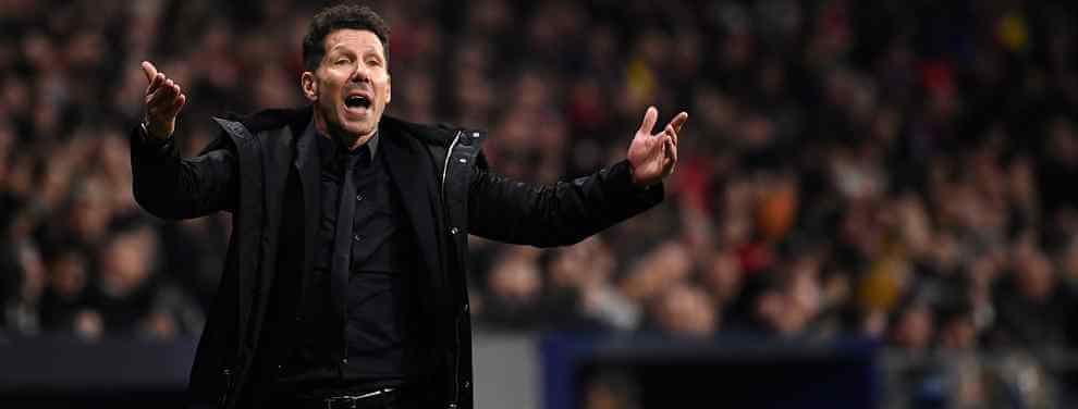 Simeone pregunta por un crack del Real Madrid: las conversaciones que llegan a Florentino Pérez