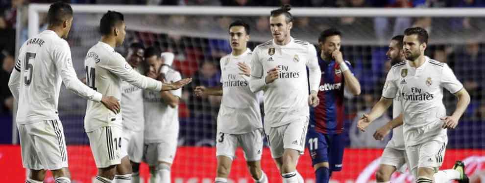 Messi, Luis Suarez y Piqué tiemblan: los 200 millones de Florentino Pérez
