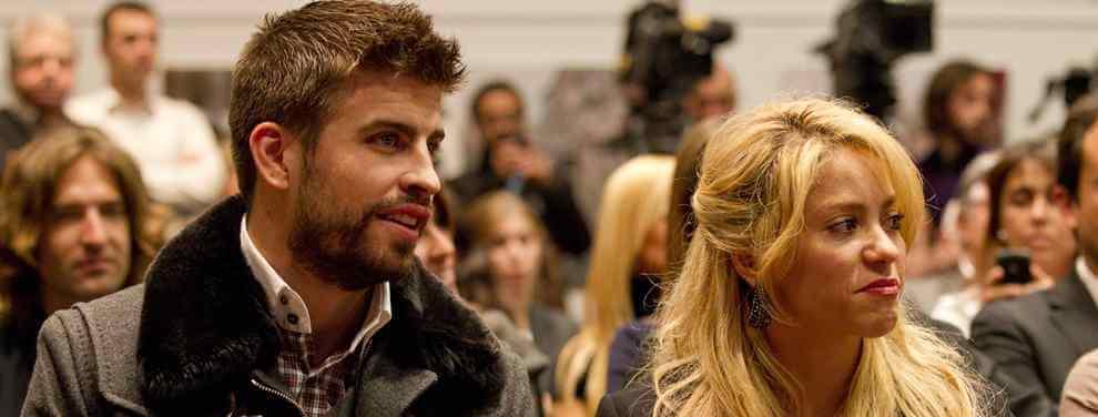 Shakira pierde los nervios con Piqué en Barcelona: la bronca de las broncas