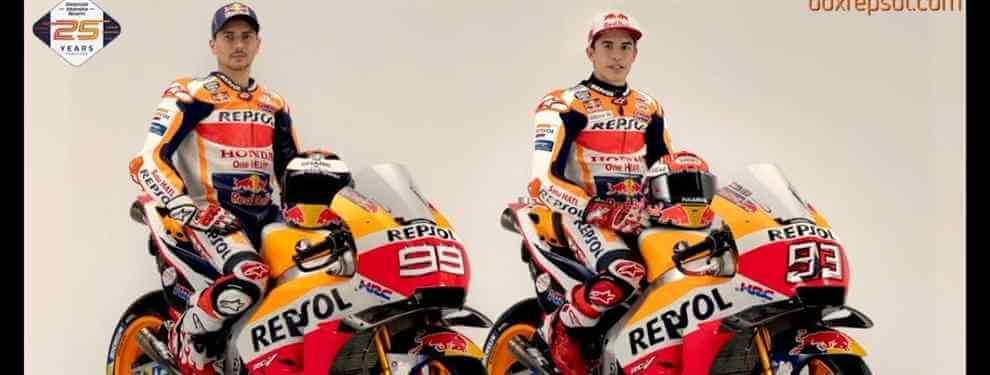 Aviso a navegantes: Jorge Lorenzo está de vuelta.  El piloto mallorquín de Honda encara el arranque del nuevo Mundial de MotoGP con un optimismo que empieza a preocupar a Marc Márquez, su compañero de equipo.