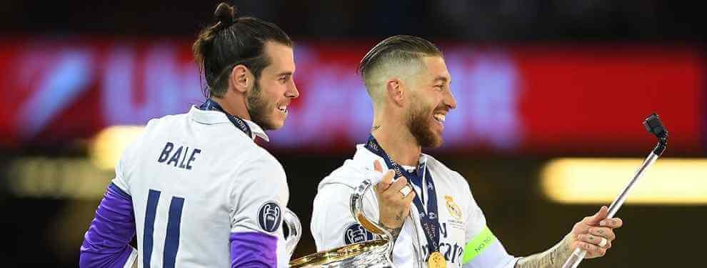 Sergio Ramos, y no es el único, no puede ni ver a Gareth Bale.  El vestidor del Real Madrid no aguanta a un jugador que fama de mal compañero, falta de profesionalidad y un ego comparable al de Cristiano Ronaldo.