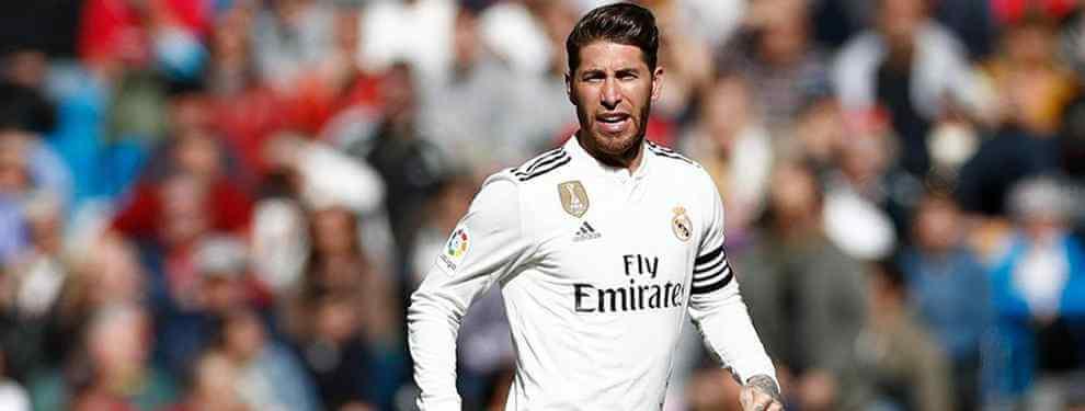 Sergio Ramos tiene motivos para preocuparse. Tras ver la amarilla en el partido de ida de los octavos de la Champions League, el camero ya sabía que no estaría disponible para la vuelta.