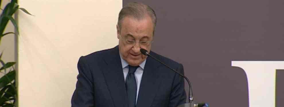 Quiere volver al Real Madrid: el crack al que Florentino abre las puertas (y Ramos no quiere verlo)